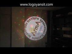 Logo Yansıt Dönen Logo ve Lazer Turkcell Uygulama Videosu - YouTube