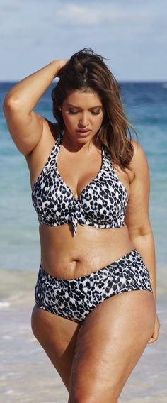 This Unretouched Swimsuit Ad Will Make You Feel #SorryNotSorry About Your Bikini Bod