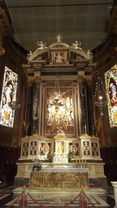 Santuário  Nossa  Senhora  do  Horto  Chiavari  - Itália