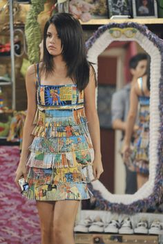 Alex Russo - Wizards Of Waverly Place - Selena Gomez Estilo Selena Gomez, Selena Gomez Hair, Selena Gomez Fotos, Selena Gomez Outfits, Selena Gomez Pictures, Selena Gomez Style, Alex Russo, Selena Selena, Disney Channel