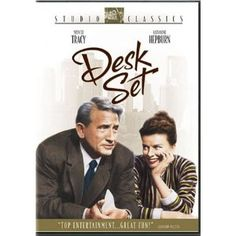 Desk Set (1957): Spencer Tracy, Katharine Hepburn very cute and funny movie