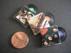 Disquitos de The Beatles