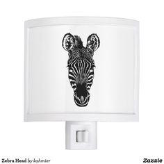 Zebra Head Night Lig