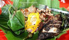 Assorted Grilled Food at Dalampasigan Restaurant Grilled Food, Find Hotels, Grilling Recipes, Travel Guide, Good Food, Pork, Beef, Restaurant, Kale Stir Fry