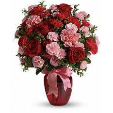 44 Meilleures Images Du Tableau Envoyer Des Fleurs De Valentine