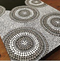 Mandala Canvas, Mandala Dots, Mandala Painting, Dot Painting, Dot Designs, Big Project, Sacred Geometry, Boy Room, All Art
