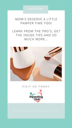👄Mom's deserve a little pamper time too! Learn from the pro's, get the inside tips and so much more… Cosmetic Companies, Parenting Advice, Health And Nutrition, Baby Care, Keep It Cleaner, Activities For Kids, Parenting Tips, Children Activities, Kid Activities