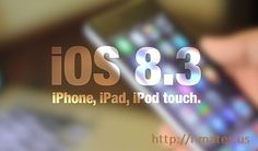 http://i-mates.us/ios-8-3-updates-and-ios-8-3-jailbreak/  iOS 8.3 beta fourth update released to the Apple developers and iOS 8.3 beta second update released to the public users. http://i-mates.us/ios-8-3-updates-and-ios-8-3-jailbreak/ LIKE  and Share to inform new iOS updates and avoid friends from FAKE iOS 8.3 jailbreak updates and FAKE iOS 8.2 semi jailbreak tool