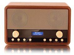 Roadstar HRA-1300DAB+ -  Sintonizador de radio digital DAB, color marrón - http://vivahogar.net/oferta/roadstar-hra-1300dab-sintonizador-de-radio-digital-dab-color-marron/ -
