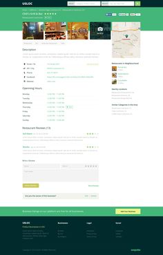 Business-page