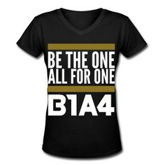 [B1A4] Be the One, All for One (Front & Back) ~ 617