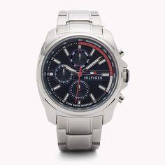 Gave Tommy Hilfiger Unisexhorloge (Overige kleuren) Tommy Hilfiger Watches, Winter Sale, Stainless Steel Watch, Chronograph, Smart Watch, Maine, Accessories, Shopping, Smartwatch