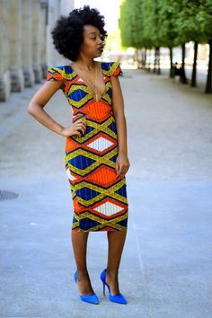 Un post rapide rapide pour vous présenter un très joli look de Fatou N'diaye. Par son sens qu'on dirait inné de la mode et une passion pour l'univers de la beauté, Fatou du blog Black Beauty Bag est devenue une bloggeuse mode et beauté très en vue en France dans le milieu afro et bien ...