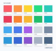 Martin david colors