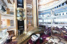 Atrium Grandeur Of The Seas, Enchantment Of The Seas, Aruba Cruise, Cruise Port, Kings Wharf Bermuda, Southern Caribbean Cruise, Canada Cruise, Freedom Of The Seas, Cruise Offers