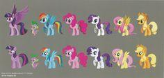 My Little Pony Movie, My Little Pony Twilight, Concept Art Books, Game Concept Art, Mlp, Fluttershy, Rarity And Spike, Princess Twilight Sparkle, My Little Pony Friendship