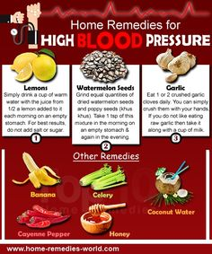 Home Remedies for High Blood Pressure High blood pressure, also known as hypertension, is a serious health problem that can lead to heart attacks, strokes and kidney failure. A blood pressure reading of mm Hg or above is considered high. Health And Nutrition, Health And Wellness, Health Tips, Top 10 Home Remedies, Natural Health Remedies, Blood Pressure Remedies, Natural Medicine, Health Problems, The Best
