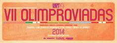 "Olimproviadas 2014 @ Teatro Israel ""Shorty"" Castro, Santurce #sondeaquipr # olimproviadas #teatroisraelshortycastro #santurce #sanjuan"