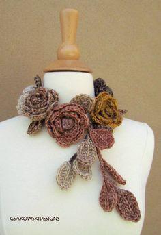 Flower scarf @Whitney Amburn do you like this??