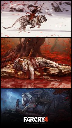 Check out Far Cry 4 Concept Art by Kay Huang! http://conceptartworld.com/?p=40701