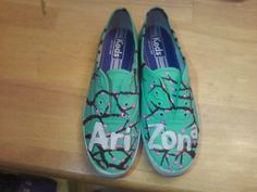 Arizona tea tennis shoes