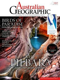 Australian Geographic - Home May, Beautiful Landscapes, Geography, Australia, Digital, Magazines, Wildlife, June, Characters
