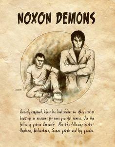 Noxon Demons