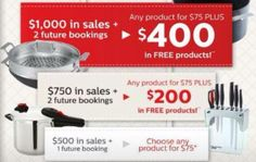 Visualise your $75 Hostess Gift ......Or better yet, which item you would choose for FREE