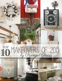 Top 10 Makeovers of 2015 | Prodigal Pieces | www.prodigalpieces.com