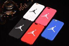 Hard Plastic Matte For Fundas iphone 6 Jordan Cover Case Flyman NBA Sport Phone Coque Bags For iphone 7 plus 8 5 se x 10 Iphone 7 Plus, Iphone 8, Iphone 5s Covers, Iphone Phone Cases, Apple Iphone 6, Cool Jordans, Hard Phone Cases, Plus 8, Iphone Models