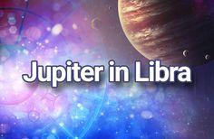 Jupiter in Libra Jupiter In Libra, Vedic Astrology, Blog, Blogging