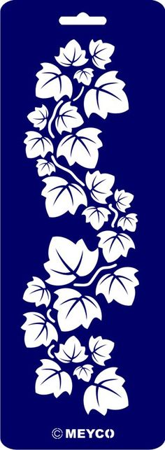 tiny home decorating ideas Stencils, Leaf Stencil, Stencil Templates, Stencil Patterns, Stencil Designs, Stencil Painting, Paint Designs, Fabric Painting, Embroidery Patterns