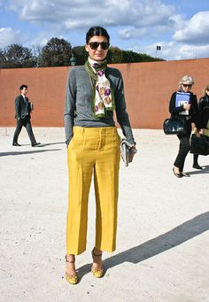 Journal - I Want To Be A Battaglia | Grey + yellow on yellow