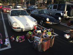 #supercarsunday #toydrive #losangeles #california #carsandcoffee #porsche #porsche911