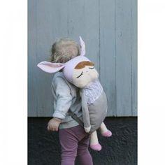 "Miniroom - Kanindocka Rucksack ""Little Rabbit""..."