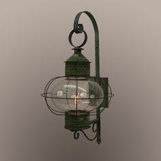 Scofield - New England Onion Pendant Lantern
