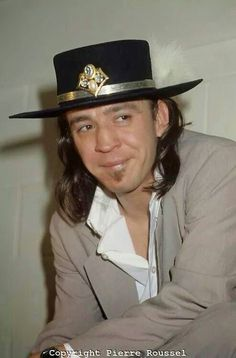 SRV, love the sideways glance