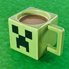 Minecraft Mug from Firebox.com