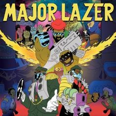 Free the Universe / major lazer