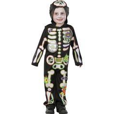 skeleton costume kids