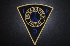 Indianapolis Police Patch, Marion County, Indiana