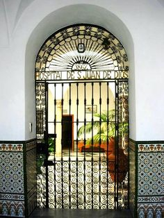 Hospital de San Juan de Dios (Arcos de la Frontera, Cádiz)