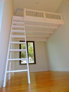 house interior design Source by spaziointeriors Room Design Bedroom, Bedroom Layouts, Bedroom Decor, Loft Room, Bedroom Loft, Loft Beds For Small Rooms, Jugendschlafzimmer Designs, Mezzanine Bed, Loft Bed Plans