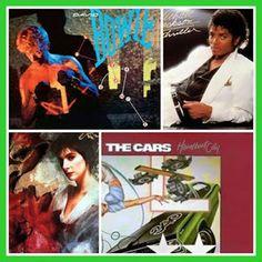EL Chusmarino Amarillo: Mis 25 discos imprescindibles de los años 80.- 1