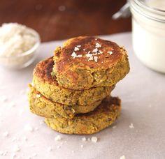 Black-Eyed Pea and Sweet Potato Cakes With Greens Recipe - RecipeChart.com
