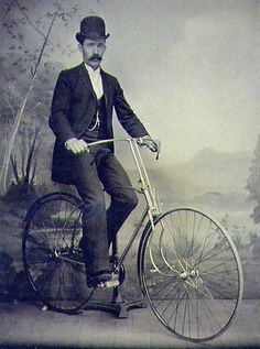 Deby Clark - Random Acts of Vintage: 1890s Cycling Fashions for Men