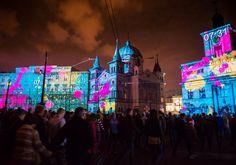 Light Move Festival, Łódź