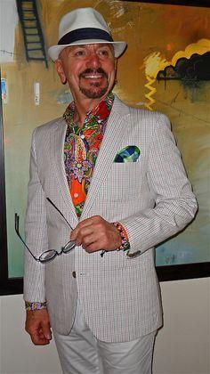 Joe Fresh blazer, Ralph Lauren shirt, Tommy Hilfiger pants...