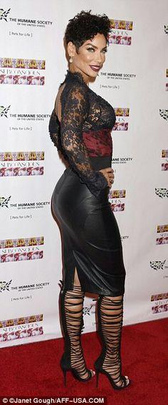 Nicole Murphy, Reality Star and Eddie Murphy's ex wife