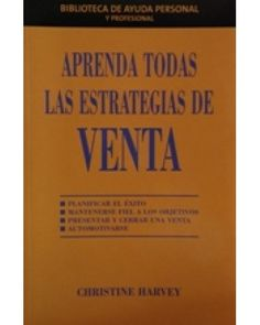 APRENDA TODAS LAS ESTRATEGIAS DE VENTA